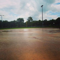 Photo taken at Heritage High School by caroline on 6/23/2013