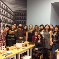 Photo taken at Bocaditos y Tapas Co. by Zsófia H. on 10/13/2014