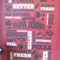 Photo taken at Papa John's Pizza by Michael M. on 5/31/2014