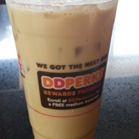 Photo taken at Dunkin' Donuts by Diana H. on 5/3/2014