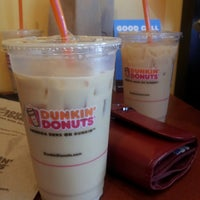 Photo taken at Dunkin' Donuts by Diana H. on 7/29/2013