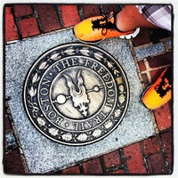 Foto tirada no(a) The Freedom Trail por Eric K. em 9/22/2013