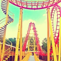 Photo taken at Worlds of Fun by Delaney M. on 6/20/2013