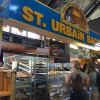 Photo taken at St. Urbain Bagel by Anna on 8/12/2017