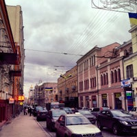 Photo taken at Вулиця Сумська / Sumska Street by Яна К. on 3/10/2015