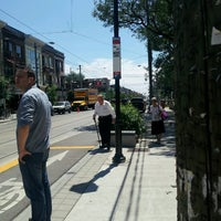 Photo taken at TTC Stop 14993 by heather on 7/20/2013