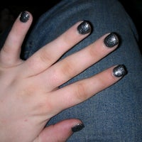 Photo taken at New Lady Nails by Erin M. on 12/19/2012