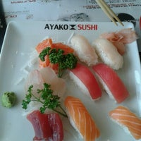 Photo taken at Ayako Sushi by Maud M. on 9/19/2012