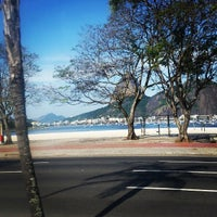 Photo taken at Flamengo Park by Rafael G. on 8/31/2014