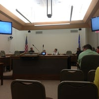 Photo taken at Eau Claire City Council Chambers by Paul K. on 7/17/2013