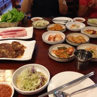 Photo taken at Korean Restaurant by Vilay M. on 9/29/2013