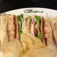 Photo taken at O'Briens Irish Sandwich Bar by Chai J. on 7/12/2013