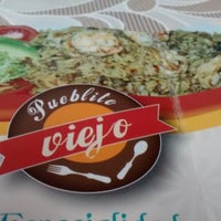 Photo taken at Restaurante Pueblito Viejo by Wholeeo N. on 6/22/2014