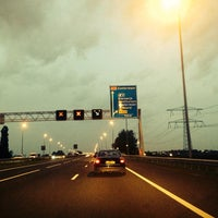 Photo taken at Bleiswijk by Hans d. on 10/22/2013