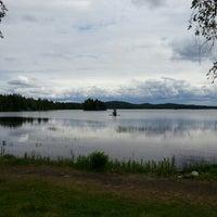 Photo taken at Ravintola Hallin Janne by Heidi S. on 6/20/2014