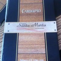 Photo taken at Casa Santa Marta Gastronomia by Carlos Y. on 6/9/2013