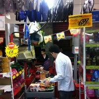 Photo taken at DIA Supermercado by Carlos Y. on 6/25/2013