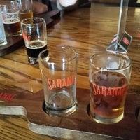 Photo taken at Saranac Brewery (F.X. Matt Brewing Co.) by Leona P. on 9/6/2017