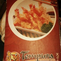 Photo taken at Tempura Japanese Grill by Shamir P. on 1/3/2013