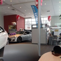 ... Photo Taken At West Herr Toyota Scion Of Williamsville By Xinan W. On  2/ ...
