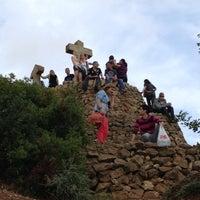 10/12/2012 tarihinde Piotr K.ziyaretçi tarafından Mount Menas'de çekilen fotoğraf