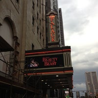 Photo taken at Palace Theatre by Steph G. on 10/14/2012