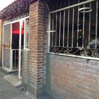 Photo taken at Restaurante La Santa Cruz by Paulina T. on 1/21/2013