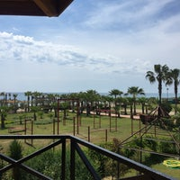 Photo taken at Barbaross Pasha's Clup Hotels by İSMAİL S. on 5/10/2015