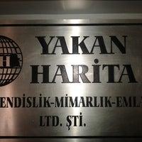 Photo taken at yakan mühendislik by Akin Y. on 11/14/2013
