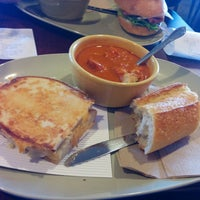 Photo taken at Saint Louis Bread Co. by Roy W. on 12/10/2013