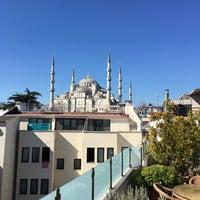 2/23/2016 tarihinde Tayfur İ.ziyaretçi tarafından Sari Konak Hotel, Istanbul'de çekilen fotoğraf