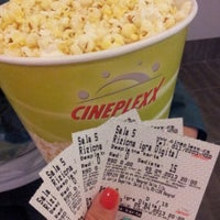 Photo taken at Cineplexx by Jelena D. on 9/25/2013