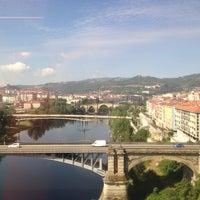 Foto tirada no(a) Estación de Ourense - Empalme | ADIF por Leti IntheSky W. em 7/23/2013