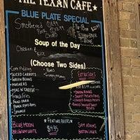 Texan Cafe Hutto Menu