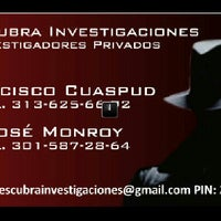 Photo taken at Descubra Investigaciones by José M. on 11/1/2012