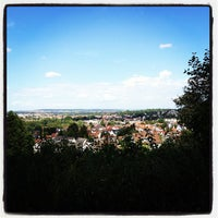 Photo taken at Bad Vilbel by Robert R. on 8/3/2012