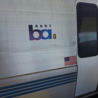 Photo taken at Dublin/Pleasanton BART Station by Anthony Shanell P. on 7/29/2012