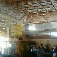 Photo taken at Aeroporto de Caldas Novas (CLV) by Wilson L. on 5/17/2012
