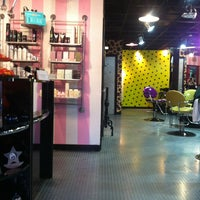 Photo taken at Liquid Hair Studios by Kar M. on 6/2/2012