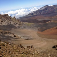 Photo taken at Haleakalā Vistor Center by Dale C. on 8/19/2012