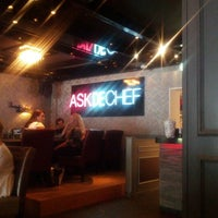 Photo taken at Ask de Chef - Fusion | Sushi | Lounge by Wolfram S. on 8/28/2012