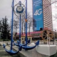 Photo taken at Часовникът (The City Clock) by Kris M. on 3/4/2016