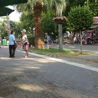 Photo taken at Cumhuriyet Meydanı by Buse Aydın on 7/9/2013