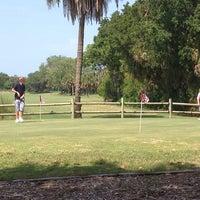 Photo taken at Bobby Jones Golf Club by Angela T. on 6/22/2013