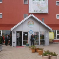 Photo taken at lgaz Dağı Milli Parkı Biyolojik Çeşitlilik ve Doğal Kaynaklar Arşt . ve Eğt.Mrk. by Harun D. on 10/23/2014
