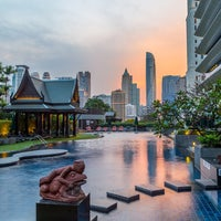 Photo taken at The Athenee Hotel, a Luxury Collection Hotel, Bangkok by The Athenee Hotel, a Luxury Collection Hotel, Bangkok on 10/17/2017