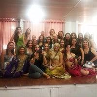 Foto tirada no(a) Studio Vanessa Castro - Dança do Ventre por Dayanna O. em 12/14/2014
