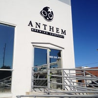 Photo taken at Anthem Brewing Company by Anthem Brewing Company on 11/14/2013