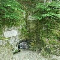 Photo taken at Abaligeti Cseppkőbarlang by Csaba K. on 6/6/2016