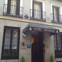 Photo taken at Hotel Meninas by Pedro A. on 6/26/2013